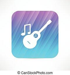 gitarre, musik
