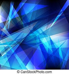Glänzende geometrisch
