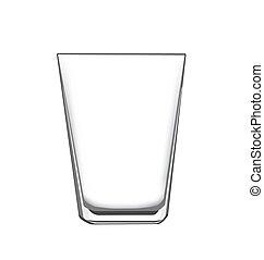 glas, trinken