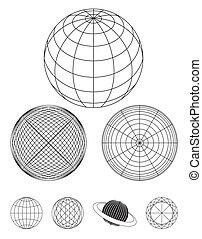 Globe-Outline