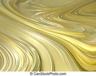 goldenes, abstrakt, luxus, hintergrund