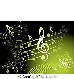 Grüne Musik