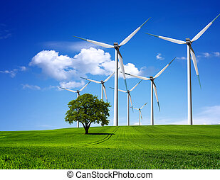 Grüne Umwelt