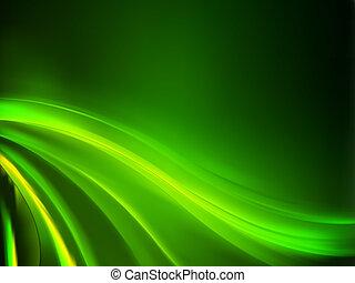 Grüner Hintergrund. EPS 8