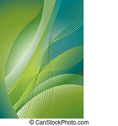 Grüner Weide Hintergrund deaktivieren