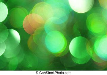 Grünes Licht deaktivieren