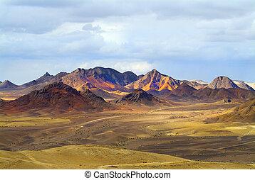 Großartige Landschaft