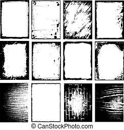 Grunge-Bilder