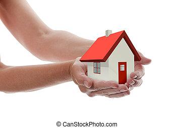 Hände - Hold House