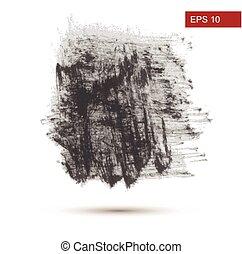 Hand gezeichneter Grunge Hintergrund. Vector Illustration