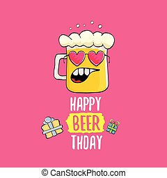 Birthday bier happy bilder Bilder Sektglaser