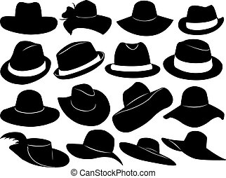 Hat illustriert