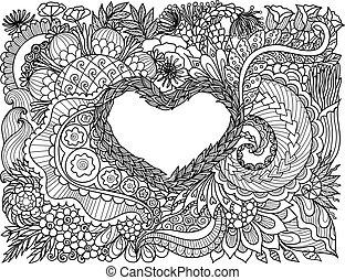 Herzflora