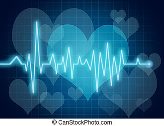 Herzgesundheitssymbol