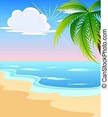 Himmlische Küste