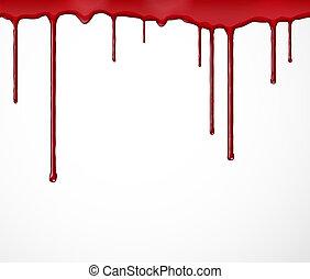Hintergrund mit Blut