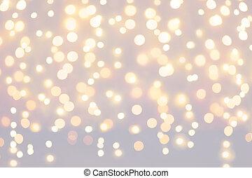 hintergrund, weihnachtslicht, feiertage