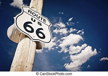 Historische Route 66