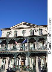 Historische Villa in Charleston