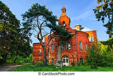 Historische Villa.