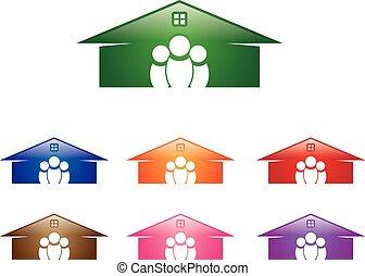 Home Work Team Logo.