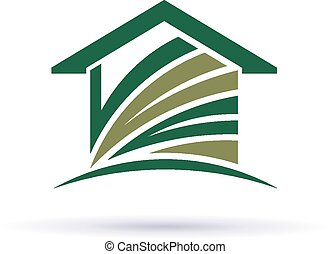 House Green Logo.