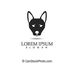 Hundekopf-Logo.