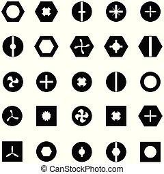 Icon Set.