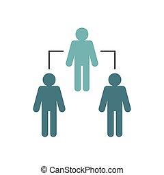 ikone, wohnung, stil, personengruppe