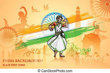 Indienkultur.