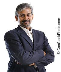 Indischer Geschäftsmann