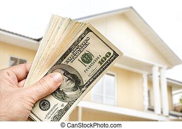 Investiere ins Haus
