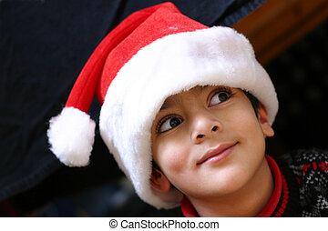 Ist Santa hier?