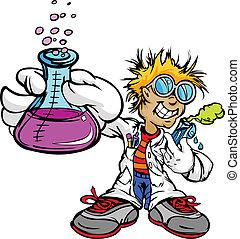 Junger Wissenschaftler, Erfinderjunge