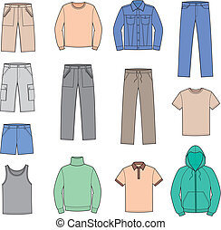 Körperliche Kleidung