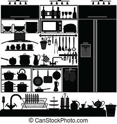 Küchenutensilwerkzeug
