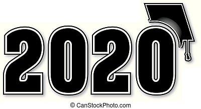 Kühne Klasse von 2020.