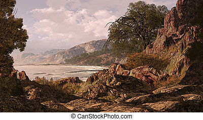 Kalifornienküste