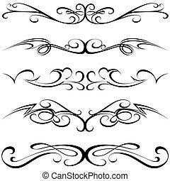 Kalliraphes Tattoo