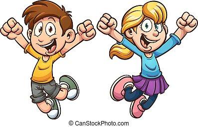 Kartoon Kinder