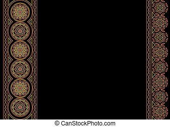 Keltischer Hintergrund
