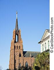 Kirche in Charleston.