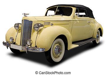 Klassisches Auto.