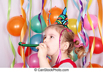 Kleine Geburtstagsparty
