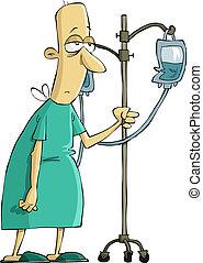 klinikum, patient