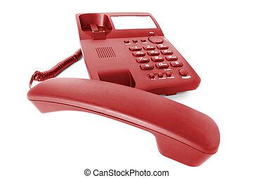 Kommunikation. Bürotelefon
