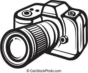 kompakte kamera, digital