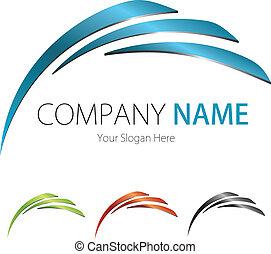 Kompanie (Business) Logodesign
