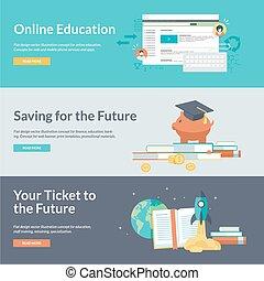 Konzepte für Online-Ausbildung