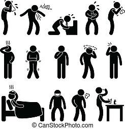 Krankheitskrankheiten